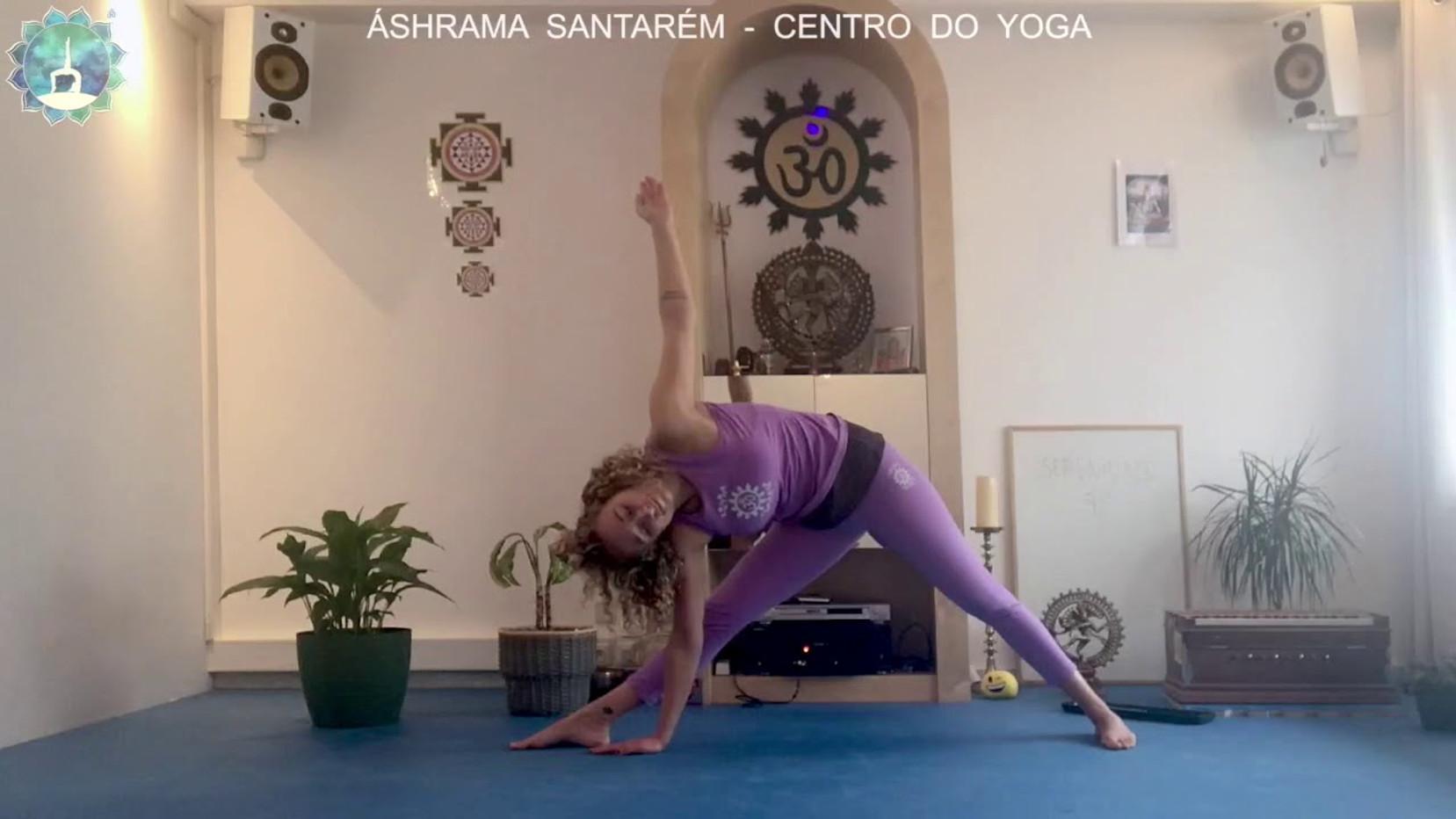 Aula de Yoga Nº 5 - Short Preview