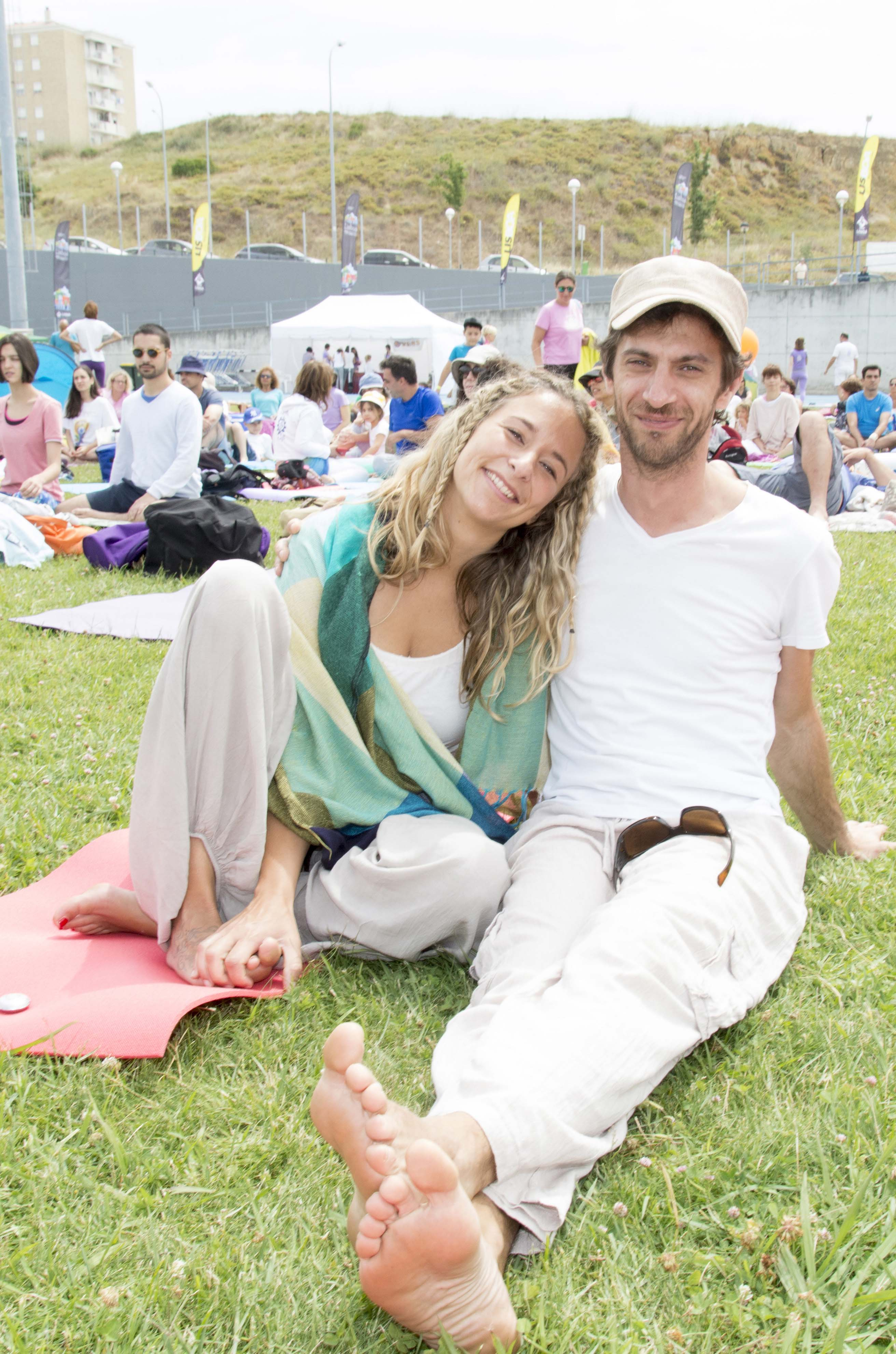 Yoga Santarem Alexandra & Patricio