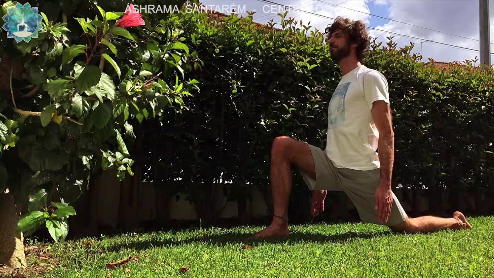 Aula de Yoga Nº6 - Yoga No Jardim - Short Preview