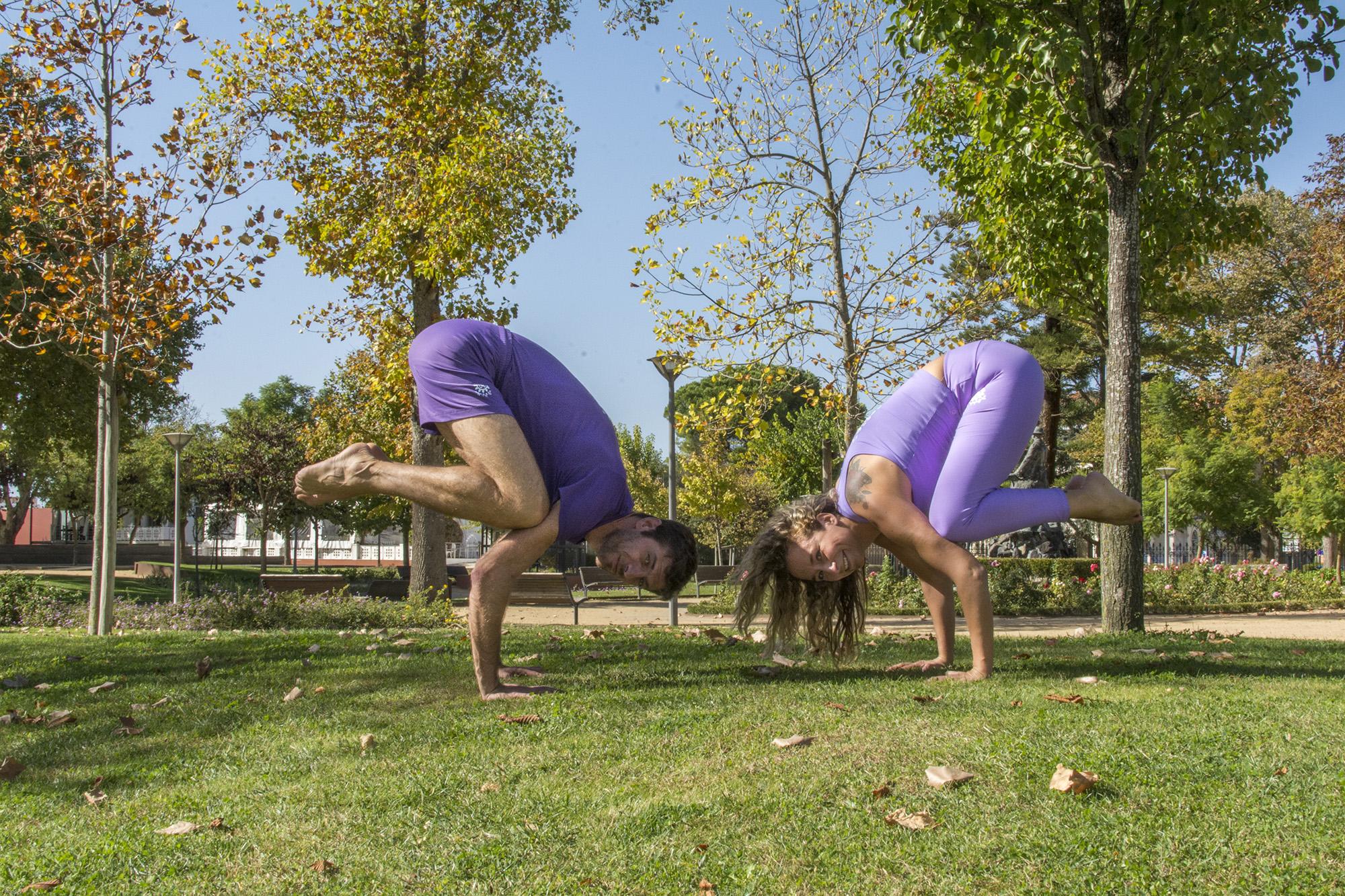 Yoga Santarem Patricio Bastos & Alex
