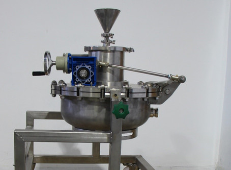 With great powders come great responsibilities - Superfine's micronizer for baby formula ingredients