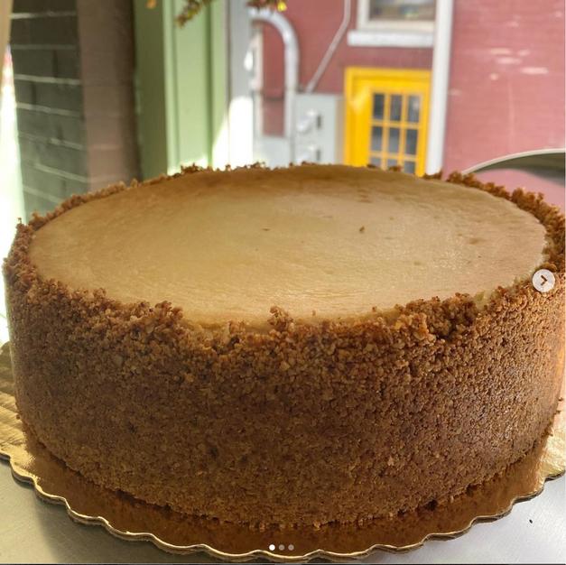 Vegan cheesecake $79.95