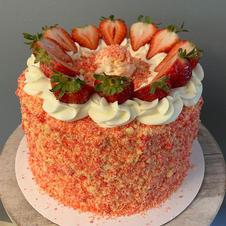 Crunch cake $67.95