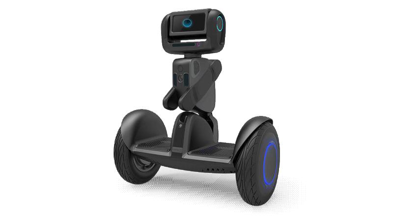 SEGWAY LOOMO - Roboter Begleiter