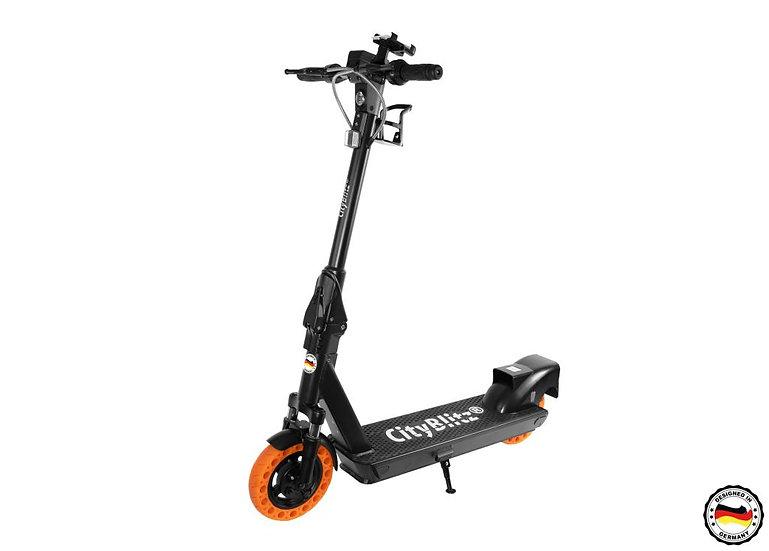 CityBlitz E-Scooter Flash CB079SZ mit Straßenzulassung