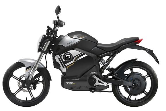 Super Soco TSX Elektro Motorrad 45 km/h