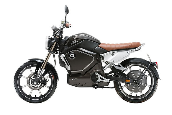 Super Soco TC 45 km/h - Elektro Motorrad