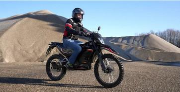 ESUM Motocross E-Motorrad