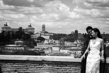 15-reportage-sposi-vista-piazza-venezia.