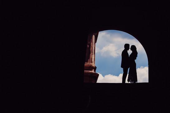 10-sposi-ritratto-silhouette-cielo-nuvol