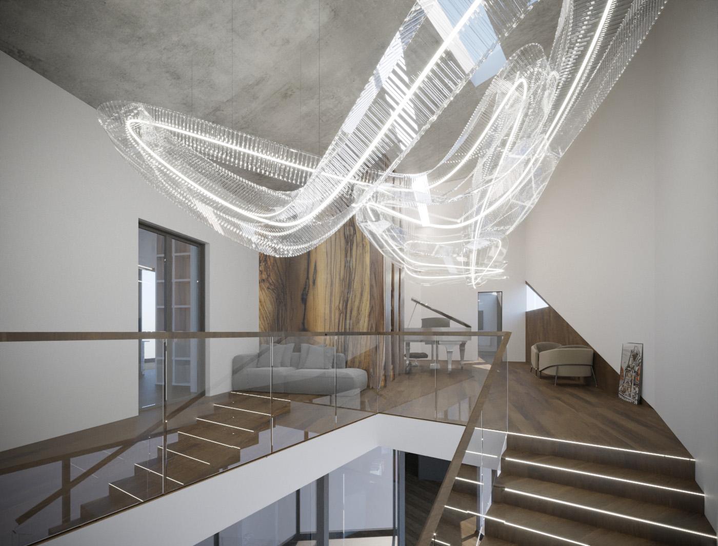 Кабинет Amirov Architects