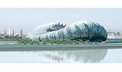Стадион Краснодар  Amirov Architects