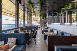 Ресторан SEAZONE Сочи. Архитектурное бюро Амиров Архитектс