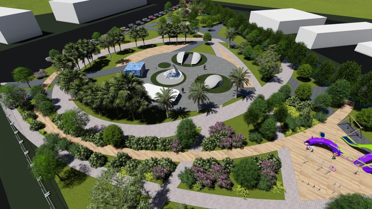 парк олимп 1