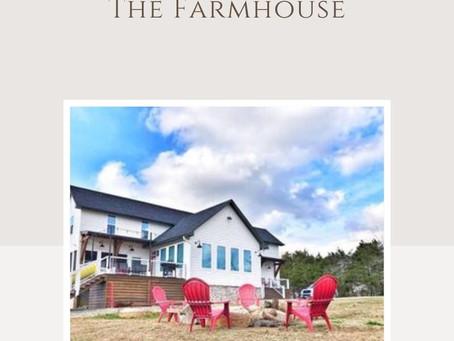 The Farmhouse on the Caddo River