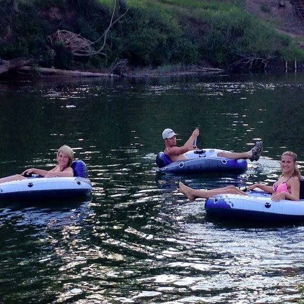 Fun on the River