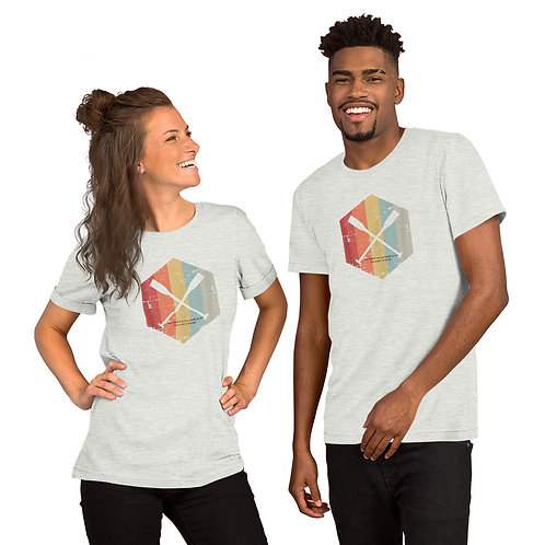 MODERN Paddle Tee Bella and Canvas