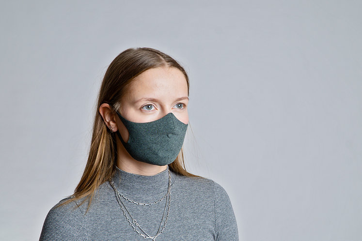 Heather Grün - Winter Edition