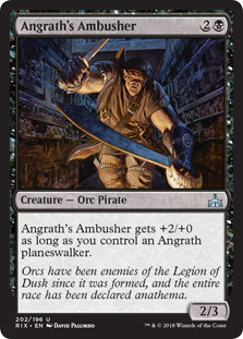 Angrath's Ambusher (Planeswalker Deck)