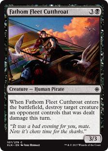 Fathom Fleet Cutthroat (XLN)