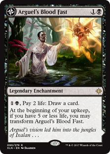 Arguel's Blood Fast | Temple of Aclazotz