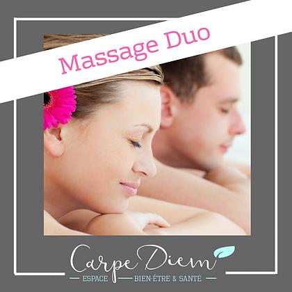 Rituel Massage Duo Relaxant corps