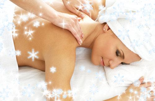 Massage cocooning