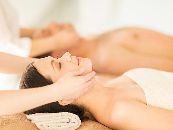 Massage Relaxant corps en duo