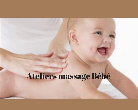Atelier Massages Bébé