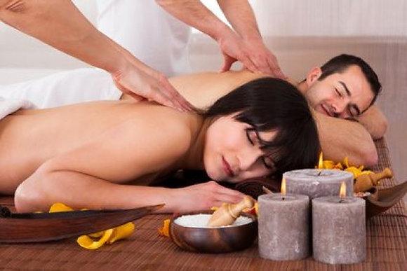 Rituel Massage duo dos