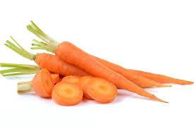 Lentilles aux carottes et allumettes de bacon
