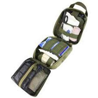 Rip away EMT pouch