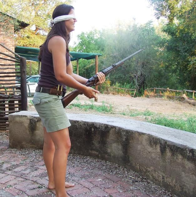 Advanced Rifle Handling