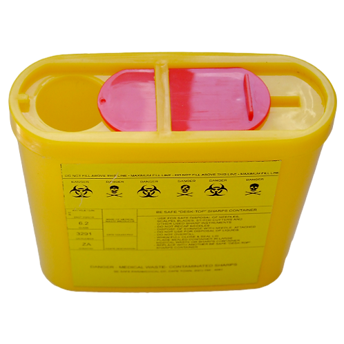 Sharps container, 200ml
