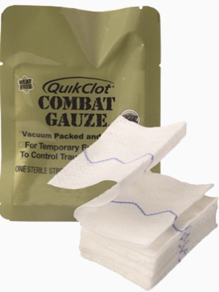 QuickClot - Combat Gauze