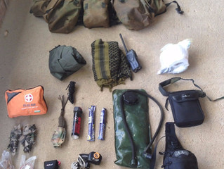 Equipment Breakdown: Rural Patrol Kit Level 2