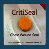 Critiseal, chest seal