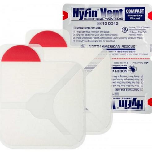 Hyfin vent - twin pack