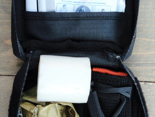 IFAK (Individual First Aid Kit): Build your own!