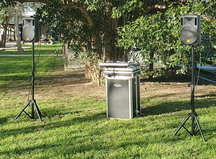 Sound System with Sound Technician - $475.00
