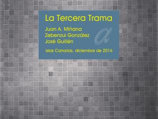#domesticsounds. La Tercera Trama - Miñana, González, y Guillén