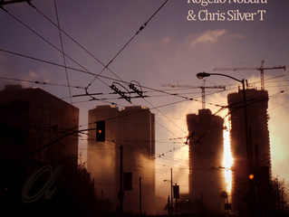 [a013] The silence was an intense roar over a grapy dusk - Rogelio Nobara & Chris Silver T