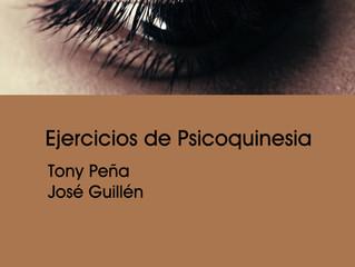 #domesticsounds. Ejercicios de Psicoquinesia - Tony Peña y José Guillén