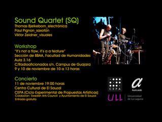 Sound Quartet workshop