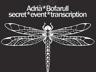 [a29] secret event transcription - Adrià Bofarull