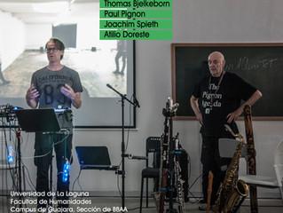 Sound Quartet (SQ) en Concierto