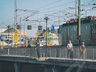 #domesticsounds. Stockholm Walking - Atilio Doreste