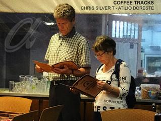 #domesticsounds. Coffee Tracks - Chris Silver T. and Atilio Doreste