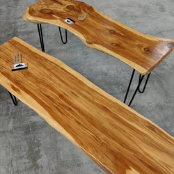Eastern Red Cedar Benches