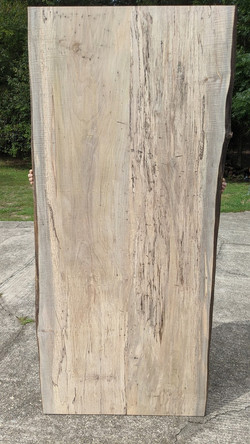 Spalted Maple Table Top (Two slab joiner